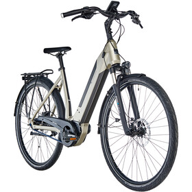 e-bike manufaktur 5NF E-citybike Wave Alfine Disc Gates beige